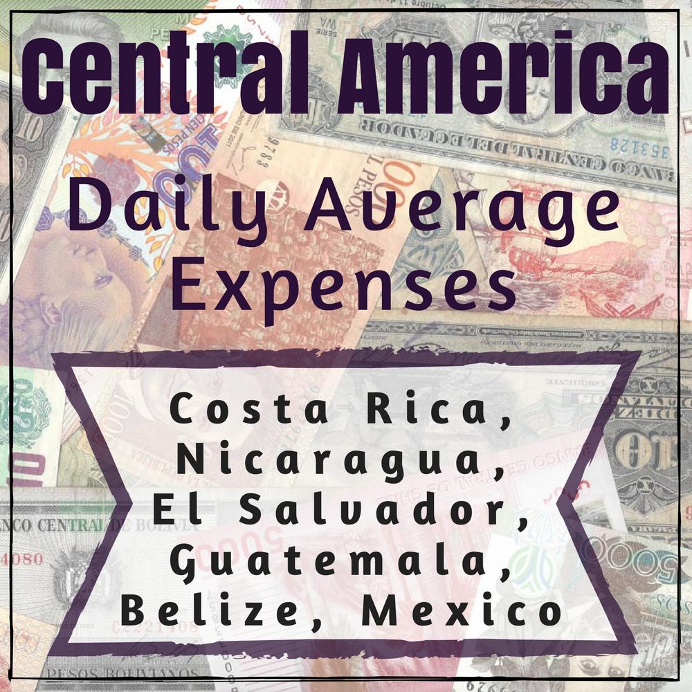 Central America Spending (SQUARE)